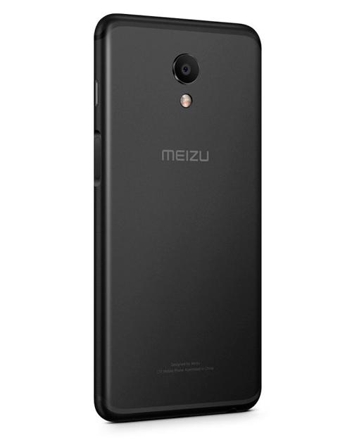 Смартфон Meizu M6s 3+64G Black - фото 3