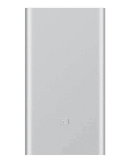 Power bank Xiaomi 2S(model 2018) 10000mAh  silver