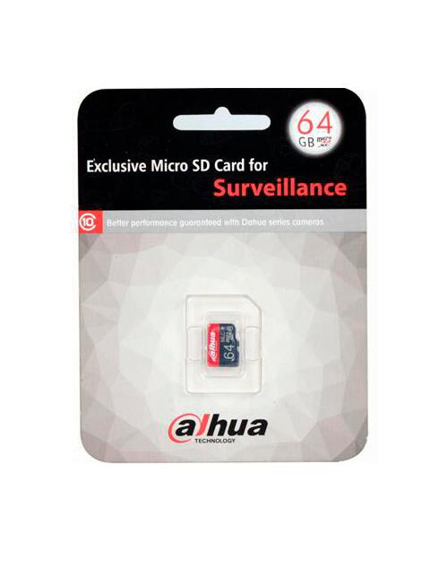 Dahua PFM112 SD Card SD Card UHS-I, 85MB/s Class 10 - главное фото