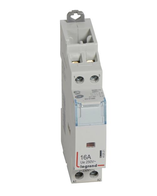 Legrand 412521 CX3 Контактор 230V 1НО+1НЗ 16А