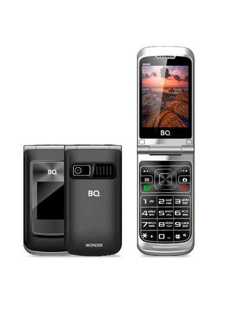 Мобильный телефон BQ-2807 Wonder Темно-Синий - фото 1