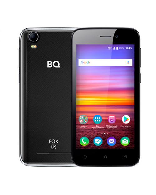 Смартфон BQ-4583 Fox Power Черный - фото 1