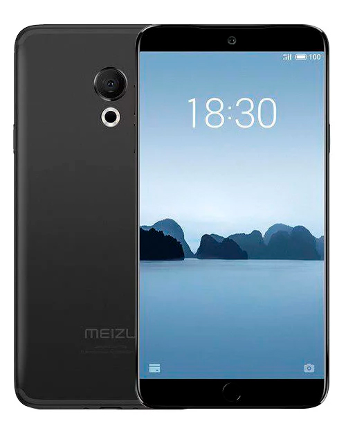 Смартфон Meizu 15 Lite 4gb/64Gb Black - фото 1