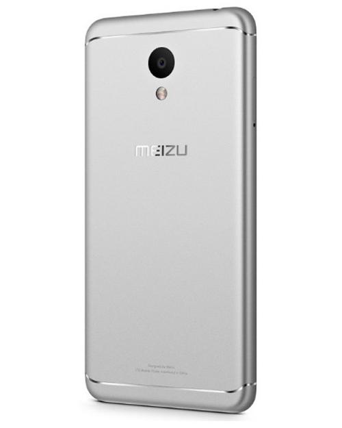 Смартфон Meizu M6 2gb/16GB silver - фото 3