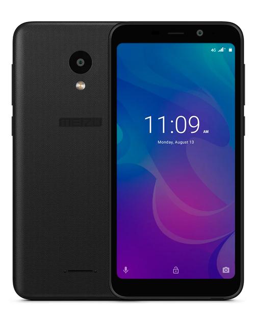 Смартфон Meizu C9 16 gb black - фото 1