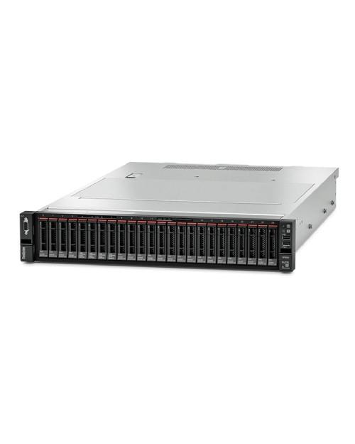 Сервер Lenovo ThinkSystem SR650, 2U, 1x Xeon Silver 4114 10C 2.2GHz, 1x 16G, noHDD, 2x750W - фото 1