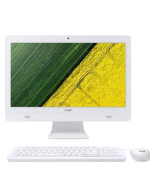 Моноблок AIO Acer Aspire C20-820 19.5'HD/Intel Celeron J3060/4GB/500GB/DVD/OS Endless (DQ.BC4MC.004) - фото 1