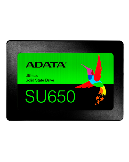 Жесткий диск SSD ADATA ASU650S 480 Gb (ASU650SS-480GT-R)