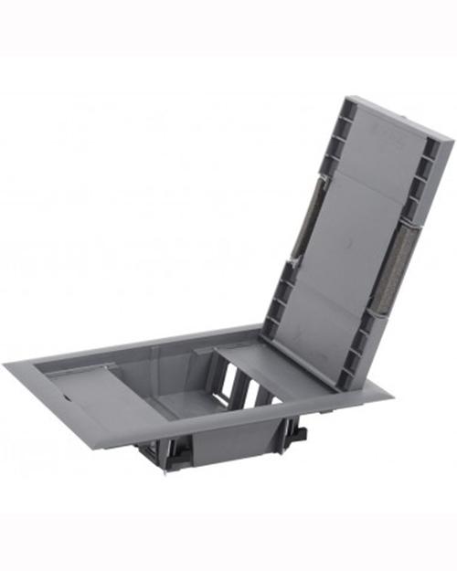 IEK KNL-57-12-7012 Лючок ONFLOOR 12 модулей