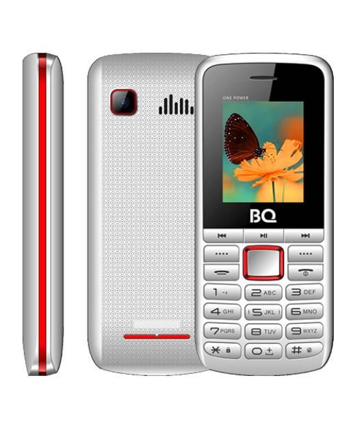 Мобильный телефон BQ 1846 One PowerBQ 1846 One Power белый+красный
