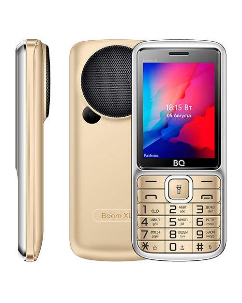 Мобильный телефон BQ-2810 BOOM XL Золотой