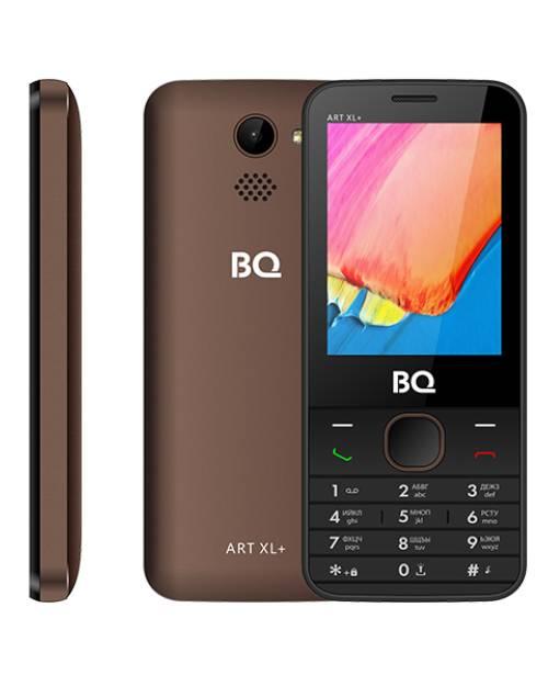 Мобильный телефон BQ-2818 ART XL+ Коричневый