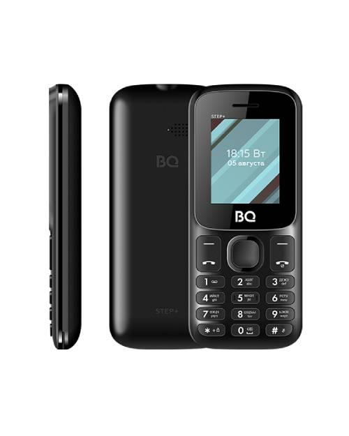 Мобильный телефон BQ-1848 Step+ Black - фото 1