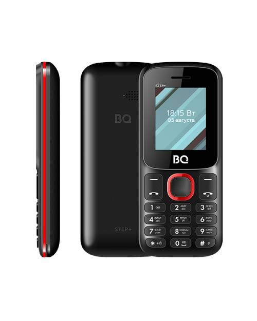 Мобильный телефон BQ-1848 Step+ Black - фото 2