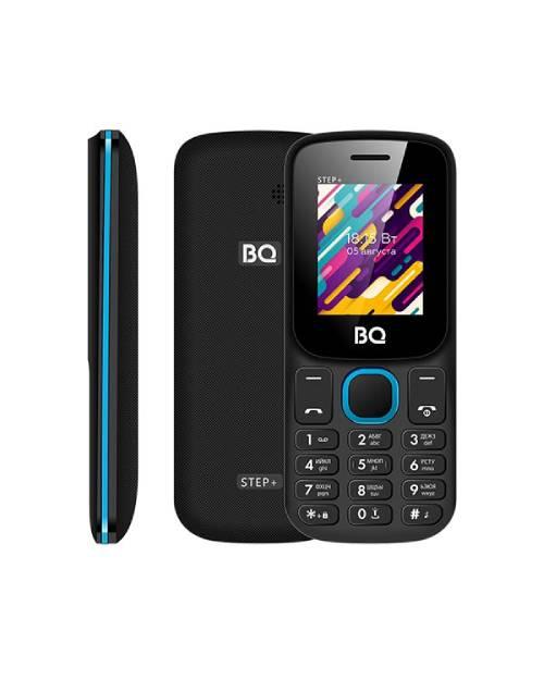 Мобильный телефон BQ-1848 Step+ Black - фото 3