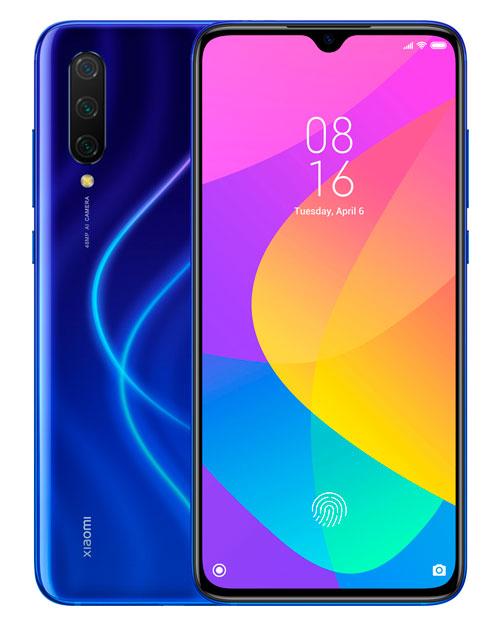 Смартфон XIAOMI Mi 9 Lite 6+64G blue