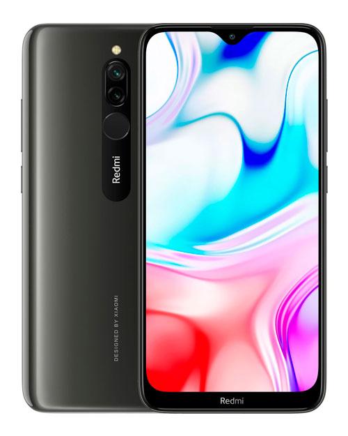 Смартфон XIAOMI Redmi 8 4+64G black