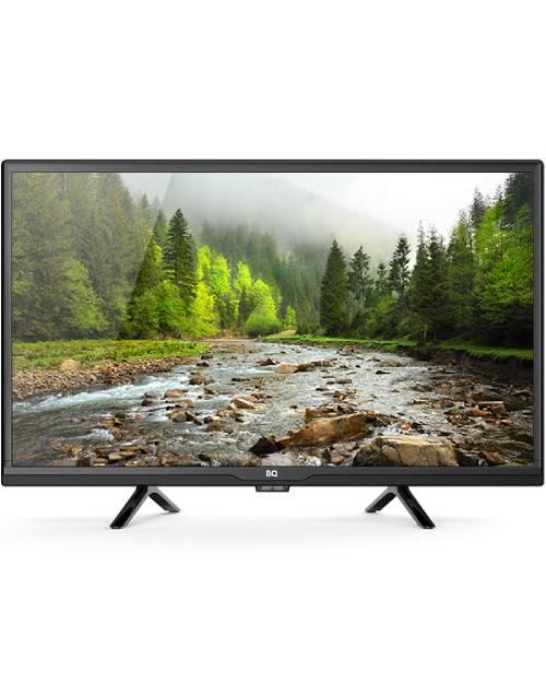 Телевизор BQ 24S01B Smart TV Black