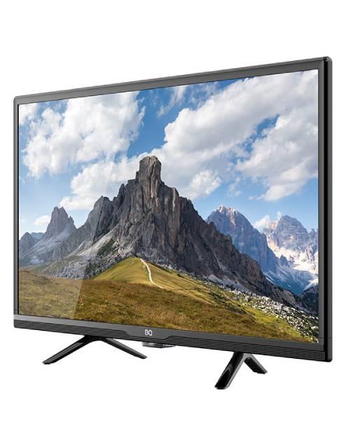 Телевизор BQ 24S01B Smart TV Black - фото 2