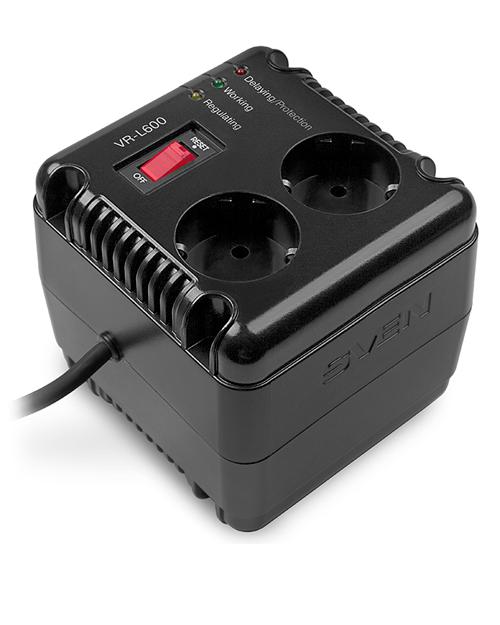 Автоматический стабилизатор напряжения SVEN VR-L600 - главное фото