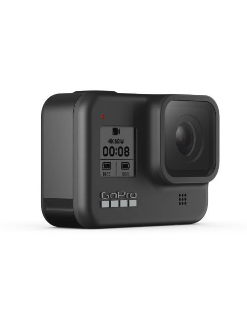 Видеокамера GoPro CHDHX-801-RW (HERO8 Black Edition)
