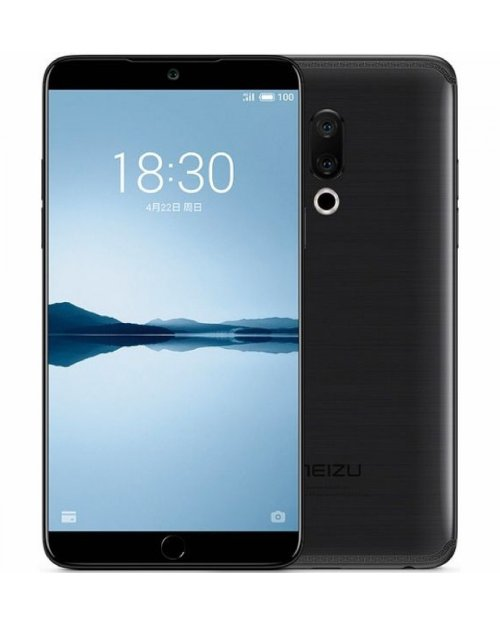 Смартфон Meizu 15  4GB+128GB black