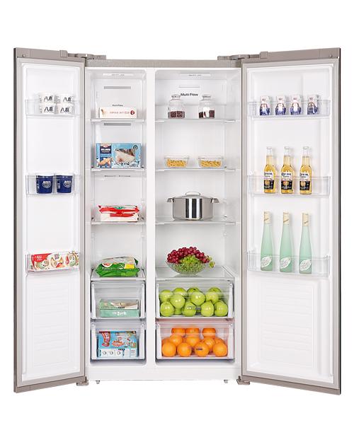 Холодильник SKYWORTH SBS-545WPG - фото 2