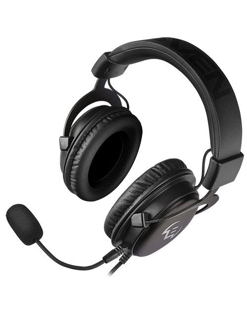 SVEN AP-G999MV Игровые наушники с микрофоном серый - фото 3
