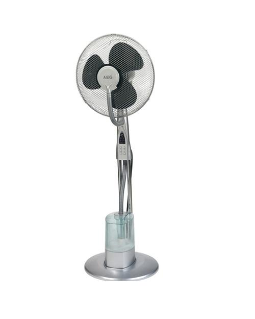 Вентилятор напольный с увлажнителем AEG VL5569S LB серебристый - главное фото