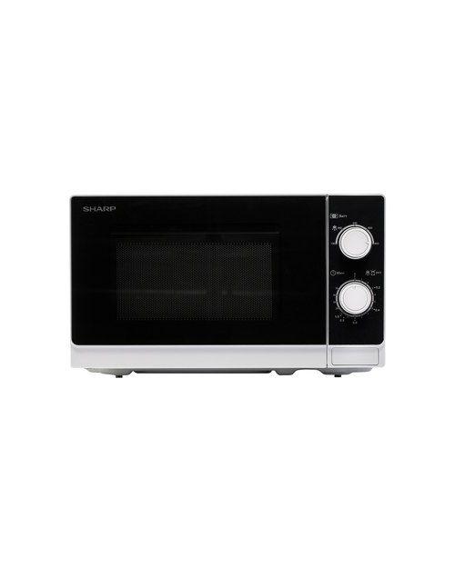 Микроволновая печь Sharp R2000RW соло, white - фото 1
