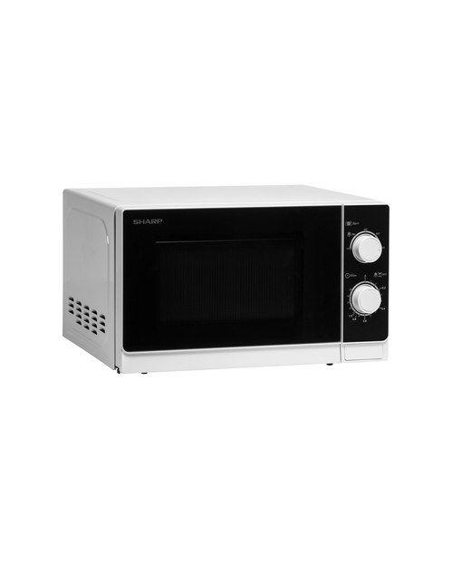 Микроволновая печь Sharp R2000RW соло, white - фото 2
