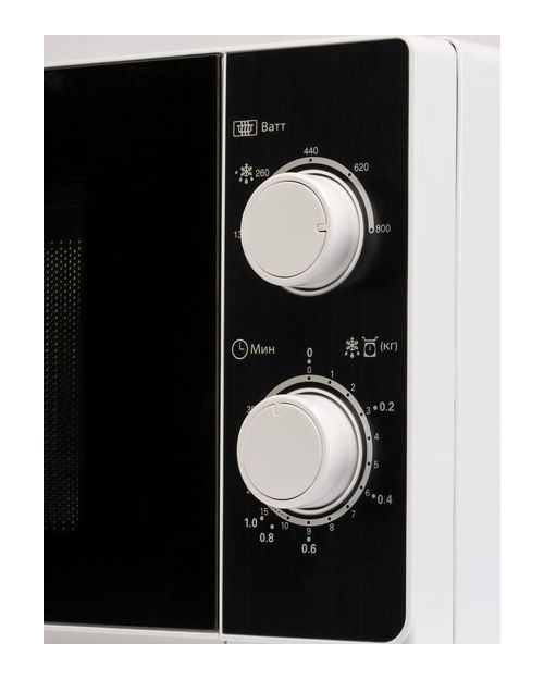 Микроволновая печь Sharp R2000RW соло, white - фото 3