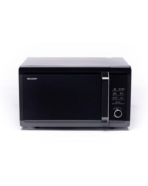 Микроволновая печь Sharp R7852RK с грилем, black - главное фото