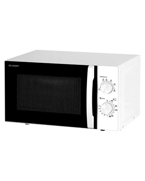 Микроволновая печь Sharp R2200RW соло, white - главное фото