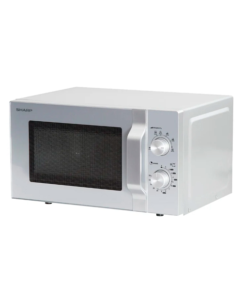 Микроволновая печь Sharp R2300RSL соло, silver - главное фото