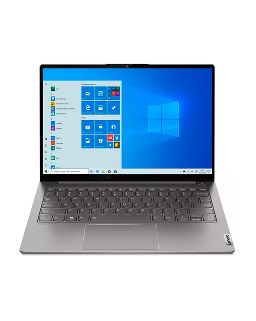 Lenovo  Ноутбук  ThinkBook 13S (Gen2) 13,3'FHD/Core i7-1165G7/16GB/512GB SSD/Win10 Pro (20V90004RU)