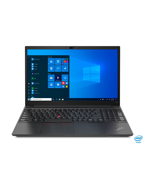 Lenovo  Ноутбук  Thinkpad E15 15,6'FHD/Core i7-1165G7/16Gb/512GB SSD/MX450 2GB/Win10 pro (20TD002MRT)